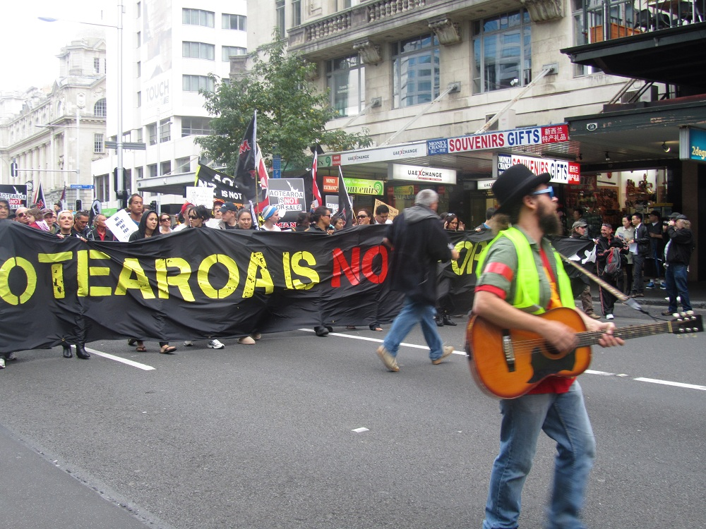 Aotearoa is not for sale
